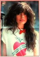 Kleines Musik Poster  -  Alice -  Von Bravo Ca. 1982 - Plakate & Poster