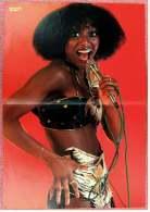 Kleines Musik Poster  -  Amii Stewart  -  Von Bravo Ca. 1982 - Plakate & Poster