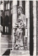 93. Gf. Basilique De ST-DENIS. La Vierge Et L'Enfant. 706 - Saint Denis