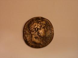 Sesterce D'Hadrien. - 3. La Dinastia Antonina (96 / 192)