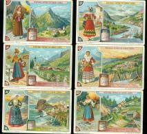 Liebig ( 239 )  S  1131   Ilots Linguistiques De L' Italie - Liebig