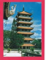 CHUA VINH NGHIEM,SAIGON HOCHIMINH CITY,VIETNAM.NOT POSTED,W17. - Vietnam