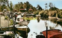 Cpsm 33 Biganos, Le Port, Beaux Bateaux, Affranchie 1964 - Other Municipalities