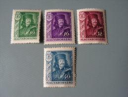 == Ungarn , 1935   Lot 517-521     ** MNH  Ca.  €  22,00 - Unused Stamps