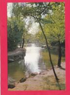 THE BLACK LAKE, PEKING,CHINA.NOT POSTED,W17. - Chine