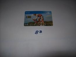 CYCLISME  - Telecartes Belgique  5 Euros - Voir Photo (8a) - Sport