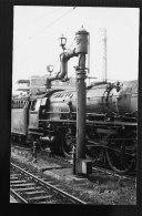 LOCOMOTIVE ALLEMANDE 1967 PHOTO ORIGINALE DAHLSTROM - Trains