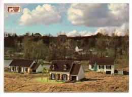 Carte Publicitaire - Maison Idéale 2000 - Bourges - Publicité