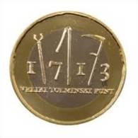 3 Euros Slovénie/Slovenia 2013 - Slovenië