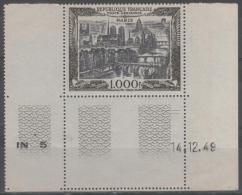 N° 29  Neuf ** Gomme D'Origine Avec Coin Daté  TTB - Poste Aérienne