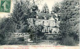 N°34453 -cpa Vassy -château De La Rocque, Appartenant à M. Blais Mousseron- - Francia