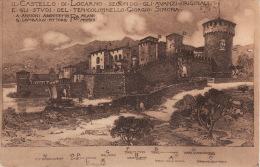 Svizzera - Locarno - Il Castello - TI Ticino
