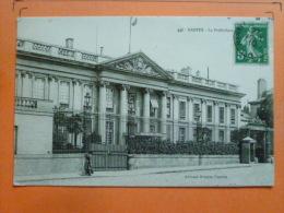 V09-44-loire Atlantique-nantes -la Prefecture--animee-1910 - Nantes