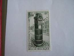 België Belgique 1977 Brievenbus Boîte Au Lettres Varieteit Punt Tussen 5 En 0 COB 1852-V2 MNH ** - Abarten Und Kuriositäten