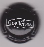 Capsule CIDRE ( LES GOELLERIES , Noir Et Blanc ) . {S41-13} - Sonstige