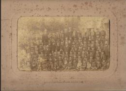 Ecole/Institution Segaux/Les Lilas / Photo de classe/David/Levallois /Paris/1906               PH114