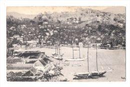 Antilles Néerlandaises - Grenada - Carenage - Back Is Blank - Grenada