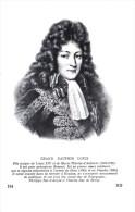 Le Grand Dauphin LOUIS (1661-1711) - Fils Unique De Louis XIV Et Marie-Thérèse D'Autriche - Très Beau Portrait - People