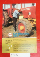 TORPEDO TT120 Tractor Rijeka (Croatia) Yugoslavia / POSTER Tracteur Traktor & INA Oil - Tracteurs