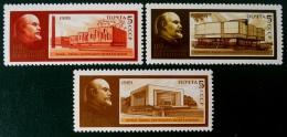 LENINE 1989 - NEUFS ** - YT 5622/24 - MI 5944/46 - 1923-1991 URSS