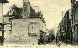 CPA 29 Landerneau - Rue Du Pont - Landerneau