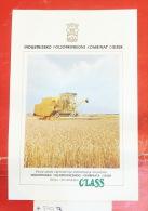 CLASS Harsewinkel (Germany) / Agricultural Machinery  - Combine Harvesters, Combiner, Kombinieren (IPK OSIJEK, Croatia) - Tracteurs