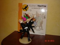 EDITION MOULINSART   NESTOR AU PLATEAU DANS TINTIN ET LES 7 BOULES DE CRISTAL - Tintin
