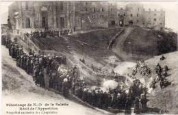 LA SALETTE - Pélérinage De ND Récit De L' Apparition     (61464) - La Salette