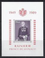 MÓNACO 1989 - Yvert #H45 - MNH ** - Mónaco