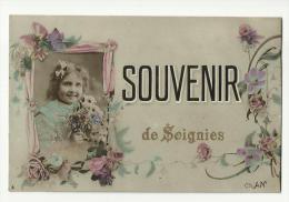 Soignies   *  Souvenir De Soignies - Soignies