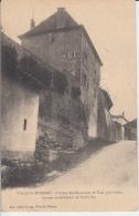 VILLEY SAINT ETIENNE - Château Des Chanoines De Toul ( Cachet Militaire ) - France