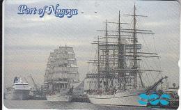 JAPAN - Port Of Nagoya, Used - Bateaux
