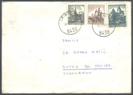 AUSTRIA - Letter To Jugoslawien - 1969 - 1945-.... 2nd Republic