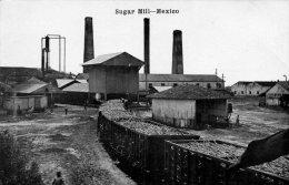 MEXICO Sugar Mill, Sucrerie - Mexico