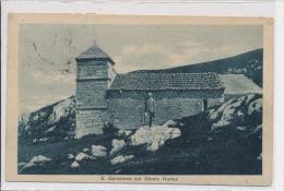 SLOVENIA, NANOS, SVETI JERONIM, S. GEROLAMO SUL MONTE NANOS,  EX Cond.  PC, Used 1923 - Slovenia