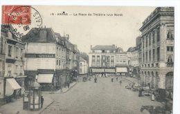 Arras ( 62 Pas De Calais ) La Place Du Theatre - Arras