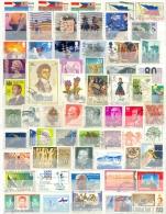 Varia-350 - 60  Zegels-timbres -  0,50 Euro - Stamps