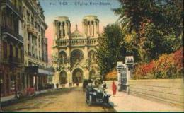 NICE « L'église Notre-Dame » - G. Le Maître & Cie. à Nice - Monumenten, Gebouwen