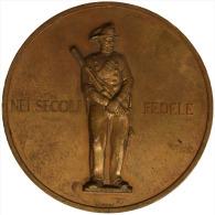 Medaglia Medal Scuola Di Applicazione Dei Carabinieri Roma #KG128 - Italia