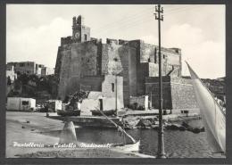 5937-PANTELLERIA(TRAPANI)-CASTELLO-1956-FG - Castelli