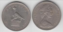 **** RHODESIA - RHODESIE - 2 SHILLINGS 1964 - 20 CENTS 1964 **** EN ACHAT IMMEDIAT !!! - Rhodésie