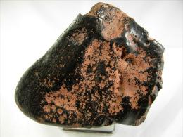 AUGITE  6, X 5,5 CM LE DEVES VOLCAN - Mineralien
