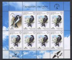 Bielorussia 2004 Unif.559 Minifoglio **/MNH VF - Belarus