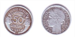 France 50 Centimes 1945 B - Francia