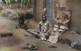 Afrique - Côte D'Ivoire - Abidjan - Artiste Indigène - Ivory Coast