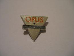 Opus Alcatel - Marques