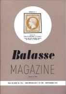 [BKB101] Balasse Magazine 203 - Septembre 1972 - Magazines