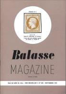 [BKB102] Balasse Magazine 203 - Septembre 1972 - Magazines