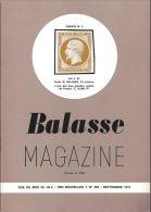 [BKB103] Balasse Magazine 203 - Septembre 1972 - Magazines