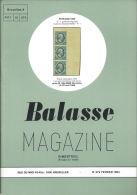 [BKB108] Balasse Magazine 272 - Fevrier 1984 - Français (àpd. 1941)